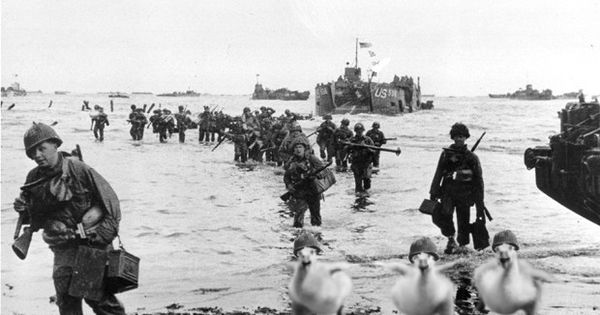d day beaches casualties