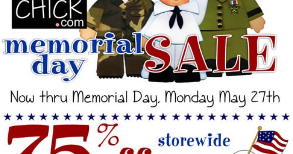 memorial day sales charleston sc