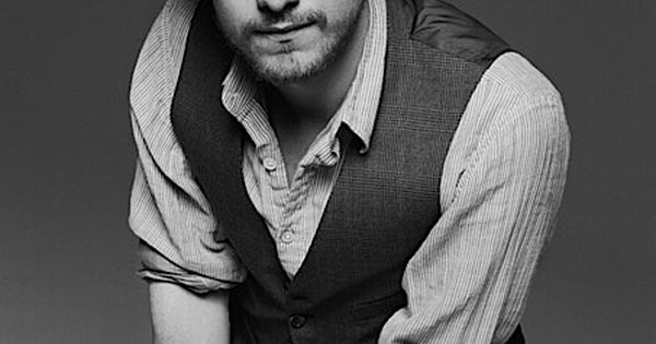 james mcavoy. even though he always looks like hes a tad bit