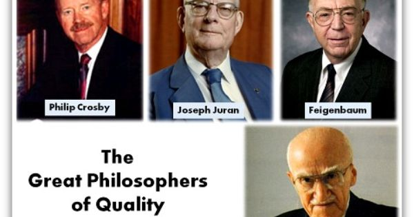 tqm philosophers Stated that customer focus is a central to the tqm philosophy of management for the continuous improvement of product and process quality in order to achieve customer satisfaction through this approach, tqm described as a.