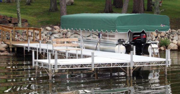 Gary Johnson Sales Boat Lift Dock Lakeside Living Pontoon Boat Parts