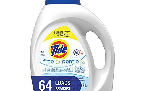 Tide Free And Gentle Liquid Laundry Detergent 100 Oz U Https