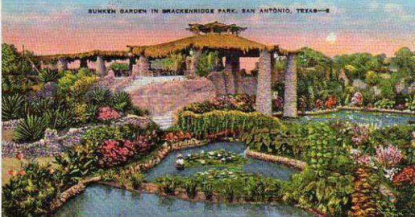 Of san antonio s old japanese tea gardens near brackenridge park