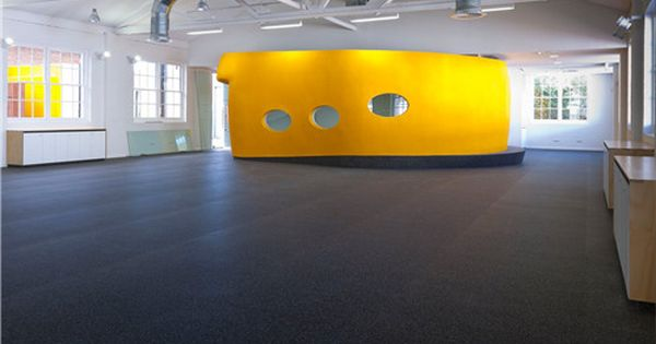 Black Rubber Roll Flooring Is Used In Commercial And Residential Rubber Flooring Commercial Rubber Flooring