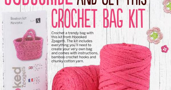Crochet magazine, Free gifts and Magazines on Pinterest
