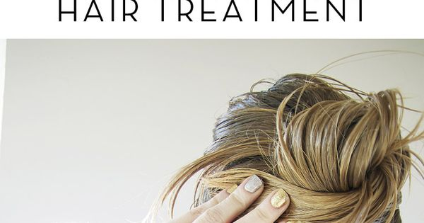 Lavender-Infused Coconut Oil Hair Treatment diy recipe