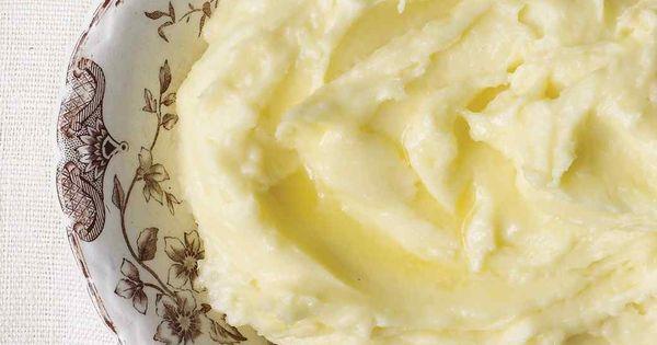 Luxurious Mashed Potatoes | Recipe | Mashed Potatoes, 1 Day and ...