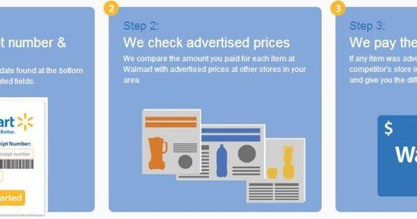 Walmart savings catcher new program get lowest price in your area