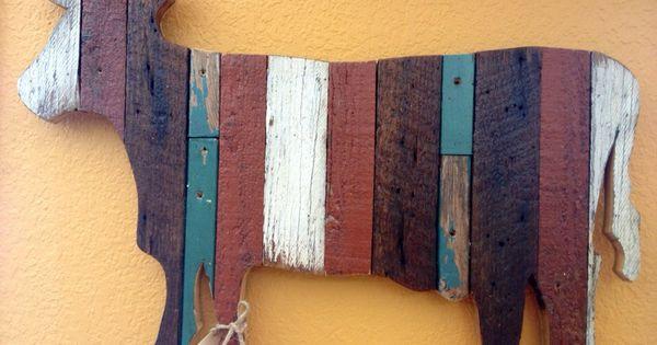 Reclaimed Barn Wood Amp Fence Slat Wall Animals By