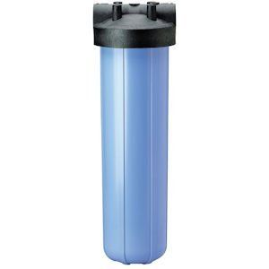 20 Quot Big Blue Housing Blue Black 1 5 Quot In Out Blue Filter Best Water Filter Water Filter Cartridge