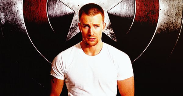 Chris Evans~~ Captain America