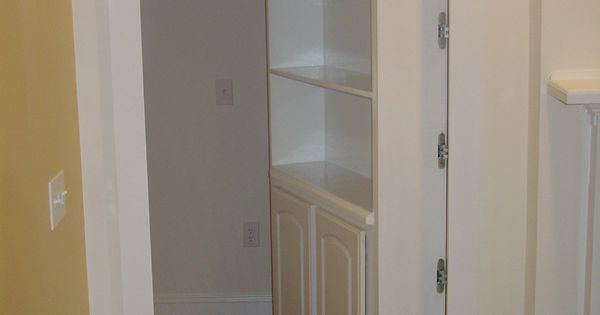 Hidden Doors Looks Like A Normal Bookcase But It S Also