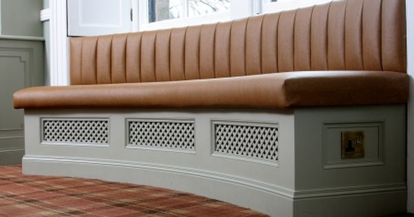 Curved window seatradiator cover Dining room For the  : d2d67fd99291a01b1e2c58300e5cb644 from www.pinterest.com size 600 x 315 jpeg 25kB