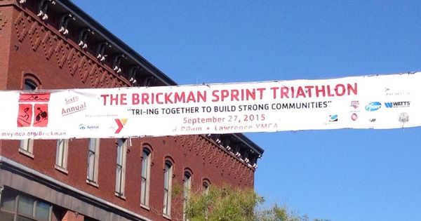 The Brickman Spring Triathlon Tri Ing Together To Build Strong Communities 9 27 2015 At Merrimack Valley Habitat Fo Habitat For Humanity Merrimack Habitats
