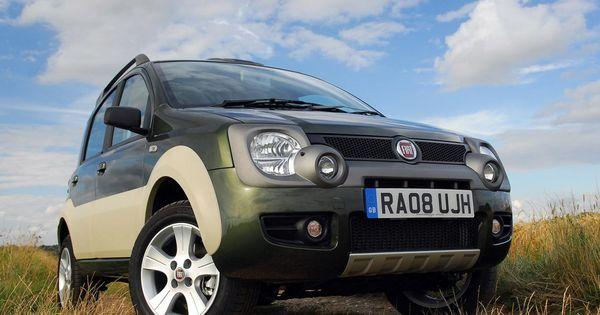 27++ Fiat panda cross 2008 ideas