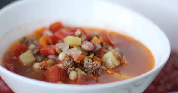 Sausages, Beans and Soups on Pinterest