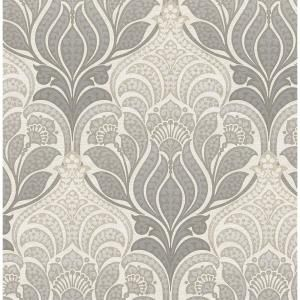 Nuwallpaper Charisma Peel Stick Paper Strippable Wallpaper Covers 30 75 Sq Ft Nu2396 The Home Depot In 2021 Vinyl Wallpaper Peel And Stick Wallpaper Nuwallpaper