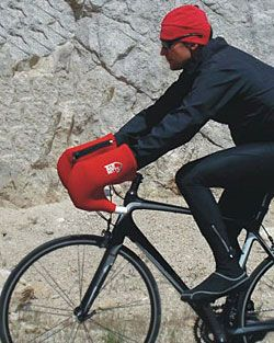 1 Pair Winter Cycling Gloves Warmers Cover Bike Handlebar Hand Accessories Cover