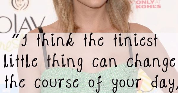 I've tried to say this but T Swift says it so much