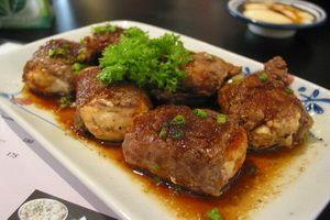 Resep Bistik Tahu Resep Masakan Cina Resep Makanan Resep Vegetarian Resep Masakan Cina