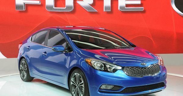 Stilnyj 2014 Kia Forte Kia Kia Forte Automobile