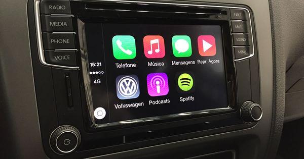 Volkswagen AppConnect, o mais avançado sistema de