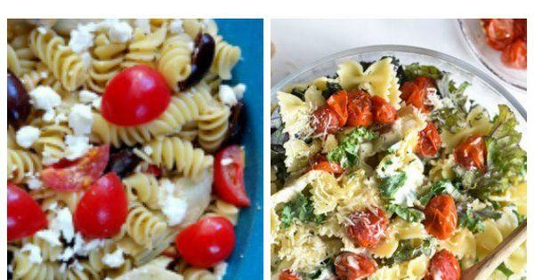 20 Crazy Good Pasta Salad Recipes From So Many