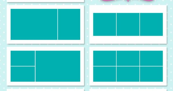 Instant Download Storyboard Photoshop Templates KBNny6uN - photography storyboard template