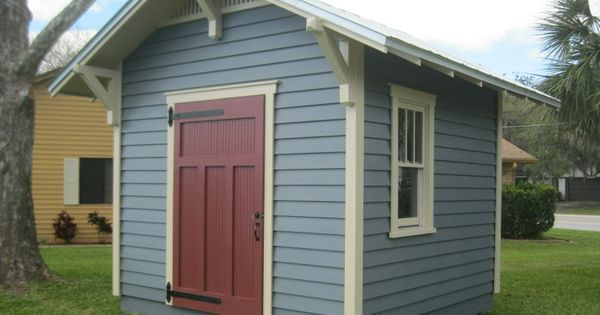Custom 10 39 x10 39 craftsman style shed by hisoric shed for Craftsman style storage sheds