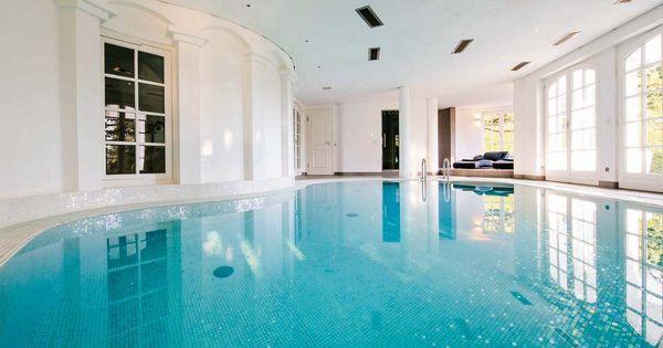 Einzigartiges Anwesen In Bestlage Engel Völkers Exposé W 022m6a Deutschland Hessen Hochtaunuskreis Königstein Indoor Pool Pool Infinity Pool