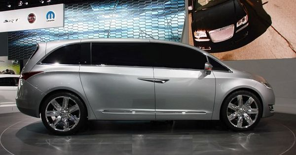 2016 Chrysler Town And Country Release Date Side View