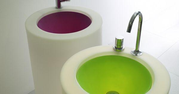 Durf te wonen met kleur interieur wonen kleur uw woonmagazine durf te wonen met kleur - Kleur modern toilet ...