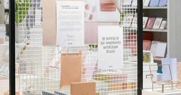 Kikki k global store concept by dalziel pow retail design blog retail pinterest - Ontwerp nordique ...