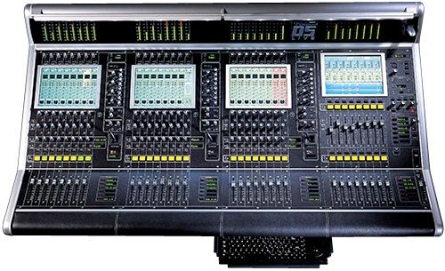 ONE DIGICO X-D5T DIGITAL MIXING CONSOLE