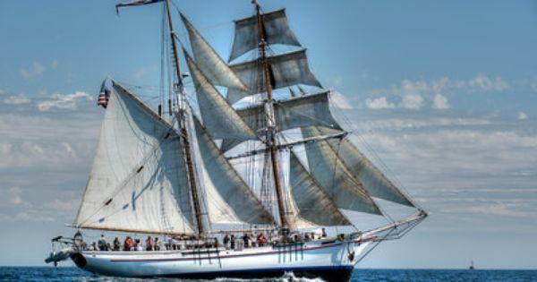 St V Exy Johnson Tall Ships Festival Tall Ships San Pedro