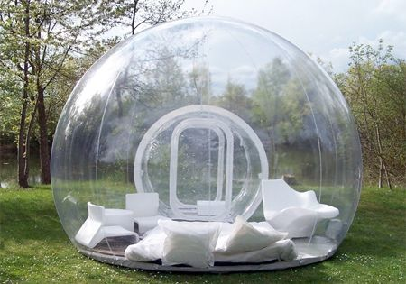 Outdoor Champing Bubble Tent Clear Inflatable Lawn Tent, View Inflatable Lawn Tent,