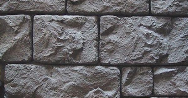 Stone Wall Veneers Diy Concrete Molds Forms 9 Piece Castle Blocks Concrete Molds Concrete Molds Diy Stone Veneer Wall