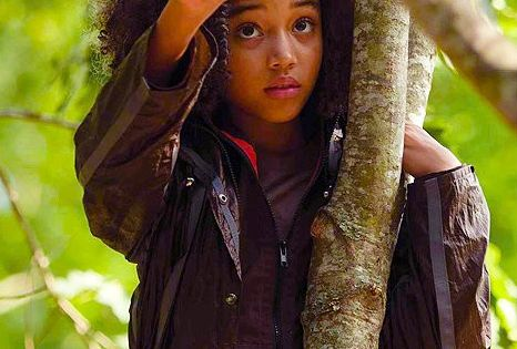 Where Rue tells Katniss about the Tracker Jackers >> The Hunger Games