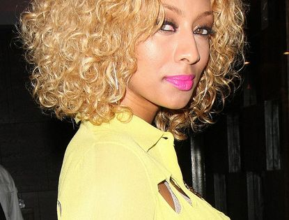 curly hairstyles keri hilson short curly hairstyles