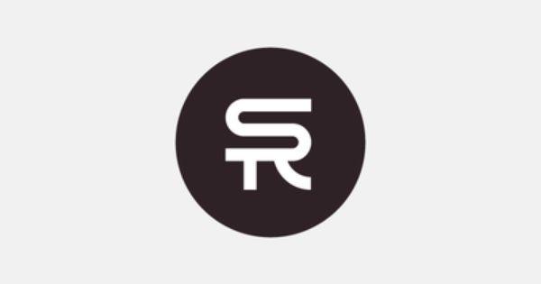 Sr Monogram Branding Design Logo Sr Logo Letter Logo Design