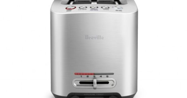 Breville Smart Toast Bta820 In Brushed Steel With Images Appliance Sale Toaster Home Appliances Sale