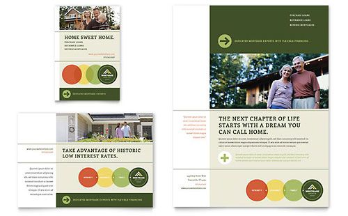 Mortgage Broker Flyer Ad Template Mortgage Marketing Mortgage Brokers Flyer