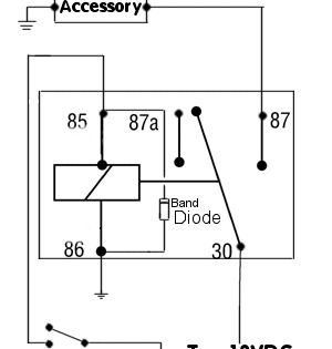 Pictorial And Schematic Wiring Diagram Residential Electrical Electrical Wiring Electrician