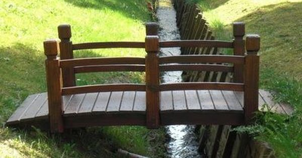 Find This Pin And More On Garden Bridge By Mikelofland. How To Build ...