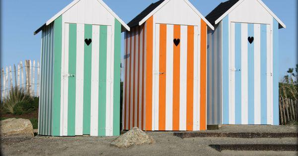 cabines de plage saint pol de l on cabines de plage. Black Bedroom Furniture Sets. Home Design Ideas
