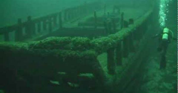 The Northerner Shipwreck In Lake Michigan Off Of The Coast Of Port Washington Wi Great Lakes Shipwrecks Great Lakes Ships Diving World