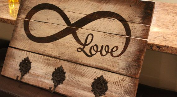 17 best images about wooden love sign love signs for Love sign