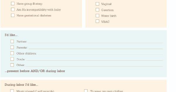 images thebump com  tools  pdfs  birth plan pdf birthing plan template