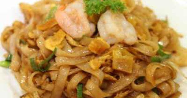 Resep Mie Tiaw Goreng Spesial Ala Pontianak Paling Sederhana Bumbubalado Com Resep Masakan Indonesia Resep Masakan Masakan Indonesia