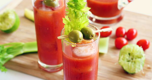Bloody mary, Tgif and Birds on Pinterest